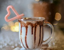 Chocolate Iceceam Shake